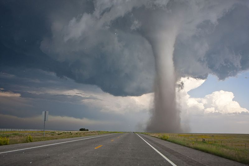 Mini-Tornados