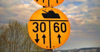 Die Bedeutung dieses Verkehrszeichens kennen die wenigsten